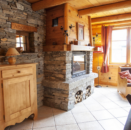 chalet des cocales salon location bessans copie